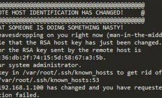 阿里云服务器更换系统盘之后ssh登录不上如何解决?